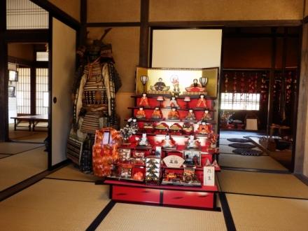 Hinamatsuri (Doll's Festival)  in Matsushiro